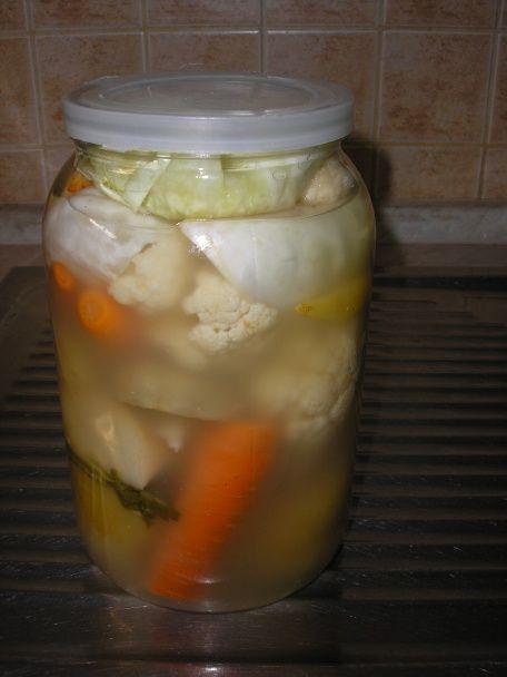 Kvasená zelenina podľa starého bulharského receptu (fotorecept) - obrázok 4