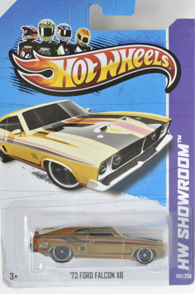 Hot Wheel 2013 Secret Super Treasure Hunt '73 Ford Falcon XB