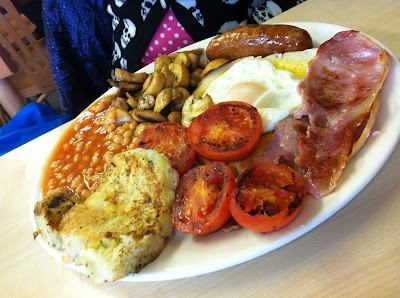 The Fry up Inspector: E. Pellicci - Bethnal Green