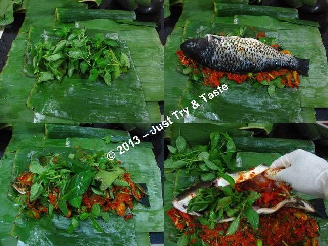 Just Try & Taste: Pepes Ikan Mas & Info Penting Seputar Ikan yang Perlu Anda Ketahui