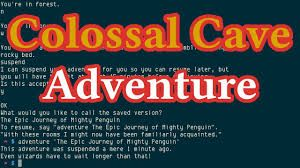 Image result for Colossal Cave Adventure