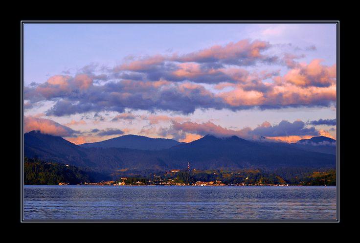 Afternoon At Lake Toba - Tuk-tuk, Sumatera Utara