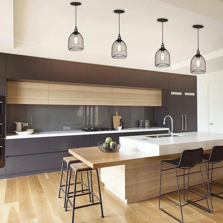A Guide To The Perfect Kitchen Home Decor Www Lightingstores Eu Visit Our Blog With Inspirations About Lighting Ideas For Kitchen Li With Images Modern Kitchen Design