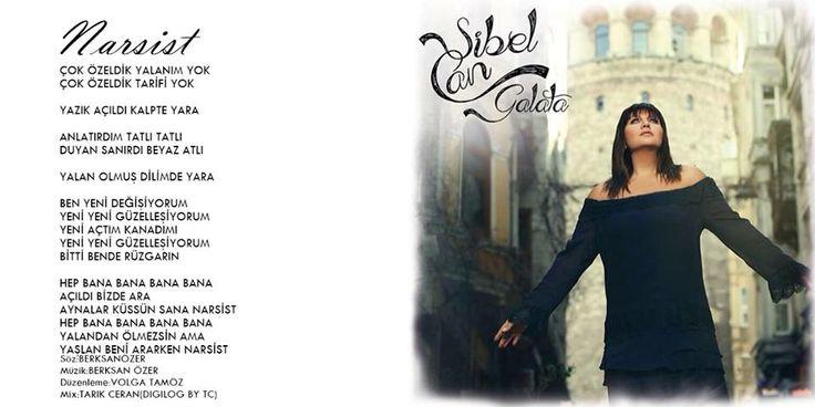 Sibel Can ''Galata''albümü  şarkısı sözleri... İlk kez sizlerle...