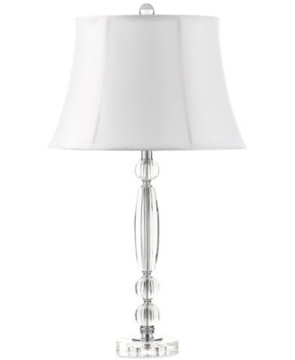 Decorators lighting duchess crystal 27 table lamp
