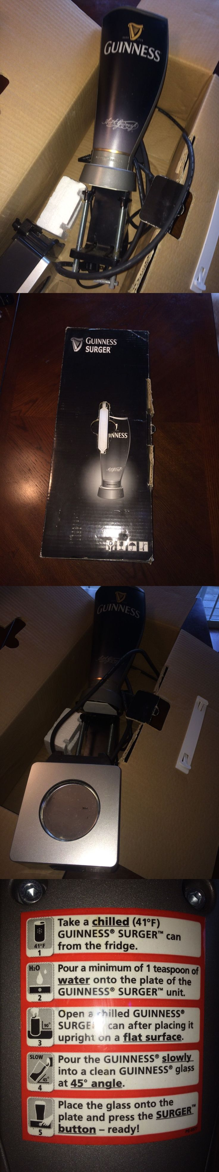 Other Baits Lures and Flies 31693: Guinness Surger, Authentic With The Box. Guiness Beer, Mancave -> BUY IT NOW ONLY: $140 on eBay!