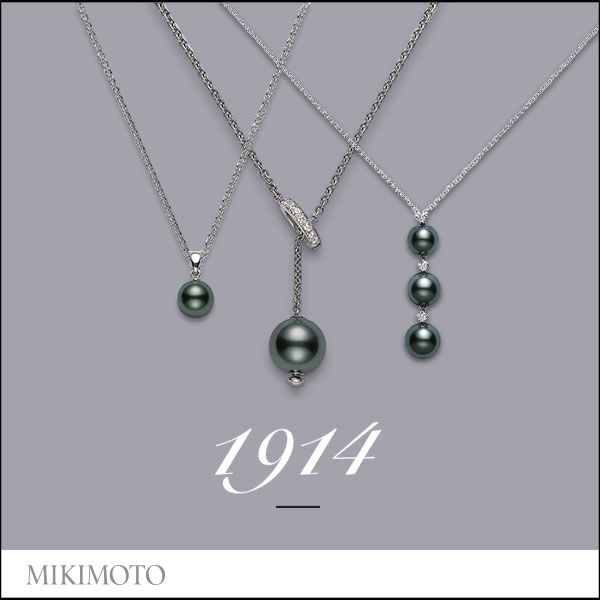 Overcoming the challenges of deep waters and warm temperatures, Kokichi Mikimoto finally succeeded in culturing his first South Sea pearl at his oyster beds off Ishigaki Island in 1931. The dazzling gem was a 10mm Black South Sea pearl. Mikimoto - The Originator of Cultured Pearls since 1893. Celebrating 120 years of rich heritage and tradition. View our Black South Sea collection: http://www.mikimotoamerica.com/pearl-types/black-south-sea.html