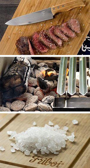 Os 10 mandamentos da carne por Academia da carne Friboi