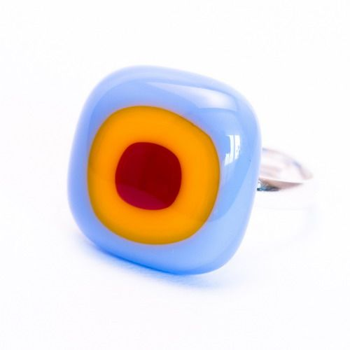 N°4 FUNKY COLOR gyűrű