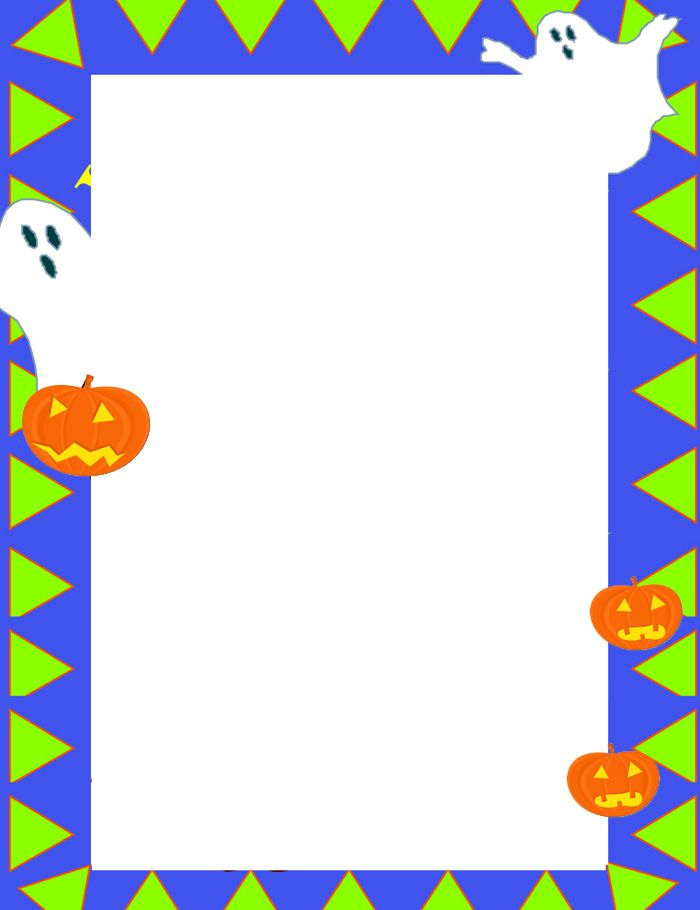 103 best Halloween Stationery images on Pinterest Stationery - lined border paper