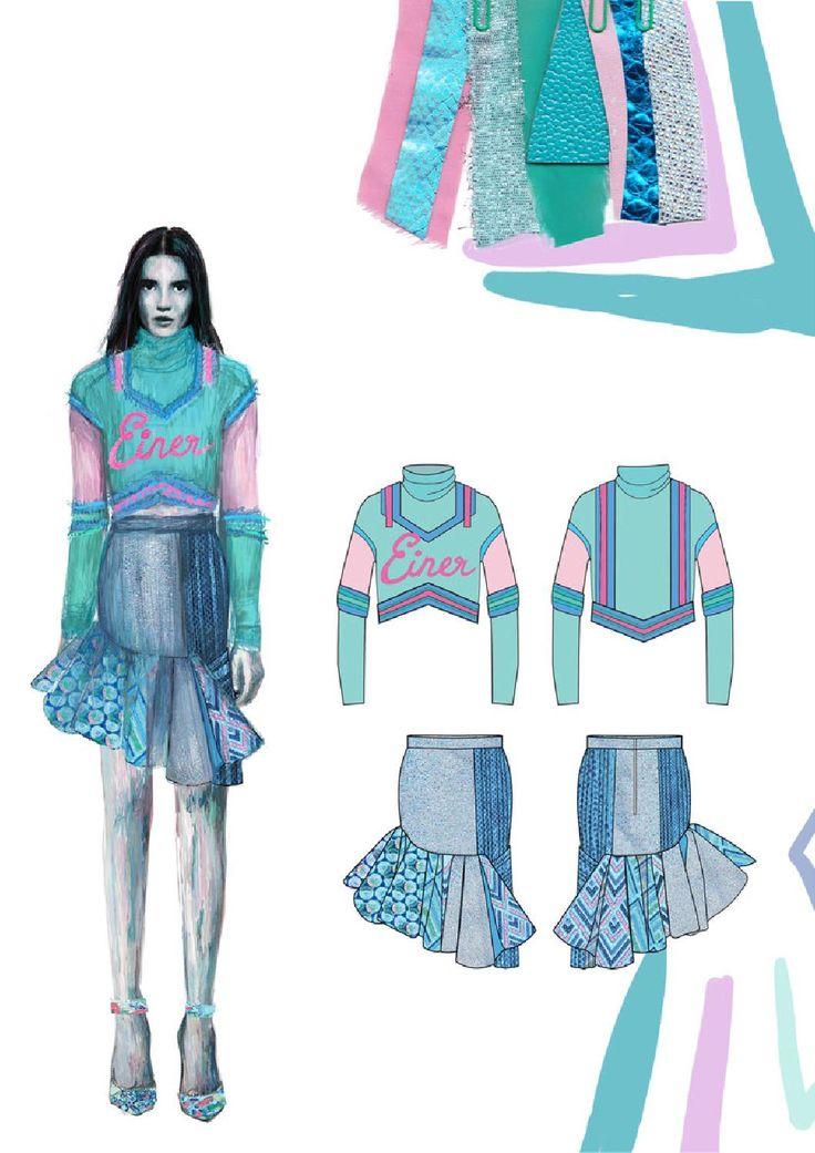 Issuu Westminsterfashion Roberta Einer Portfolio By Westminsterfashion Fashion Illustration