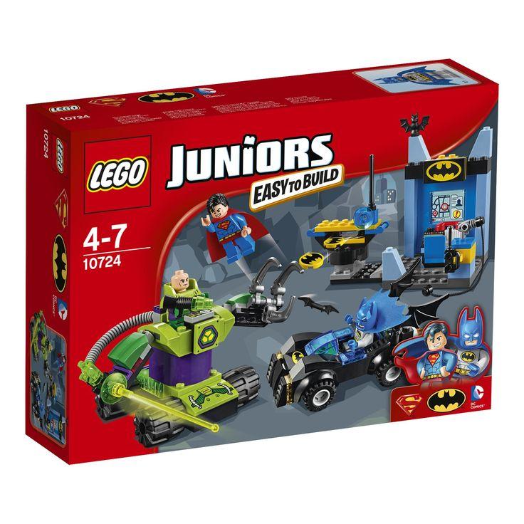 #Lego #LEGO® #10724   LEGO Juniors Batman & Superman gegen Lex Luthor  Comics Beide Geschlechter Multi 1/06/16 Ungarn     Hier klicken, um weiterzulesen.  Ihr Onlineshop in #Zürich #Bern #Basel #Genf #St.Gallen