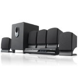 5.1-Channel DVD Home Theater System 5.1-Channel DVD Home Theater System