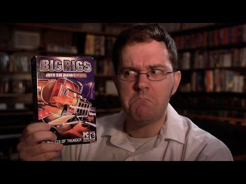 Big Rigs: Over the Road Racing - Angry Video Game Nerd