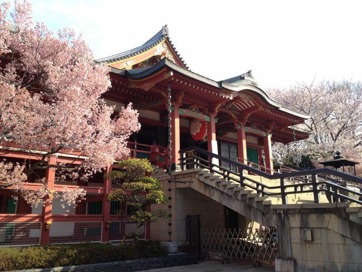 目黒不動尊 瀧泉寺 in 目黒区, 東京都 Ryusenji Temple