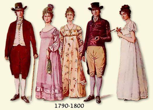 fashion 1800s - Google-søk