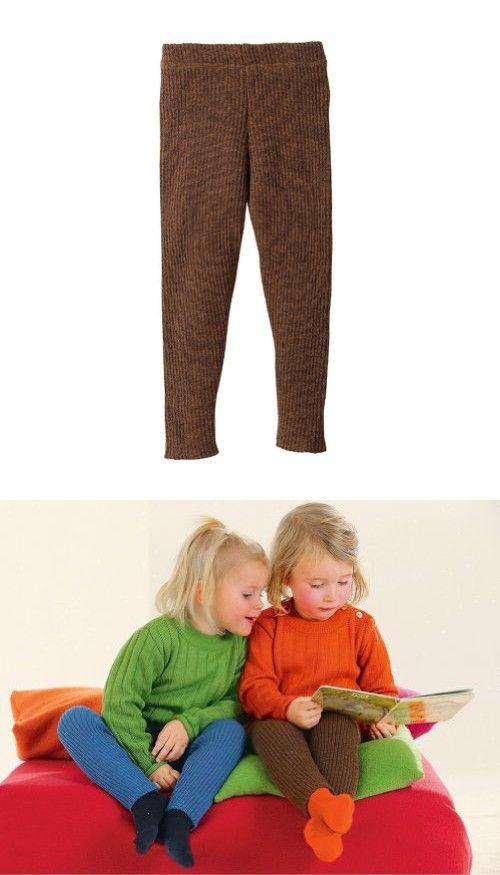826bd50cd94c Disana Organic Merino Wool Knitted Leggings