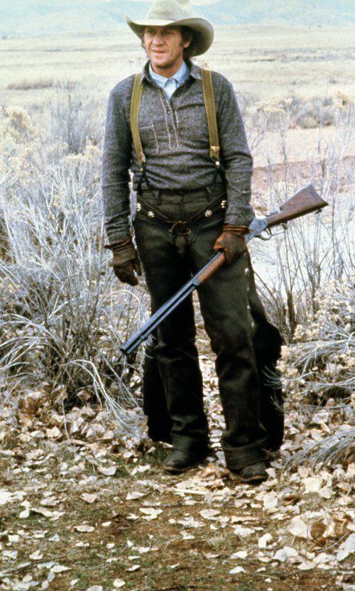 Steve McQueen. Tom Horn. 1980