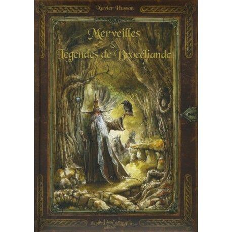 On trouve dans ce grimoire la somme des récits les plus merveilleux de la mythique forêt de Brocéliande.