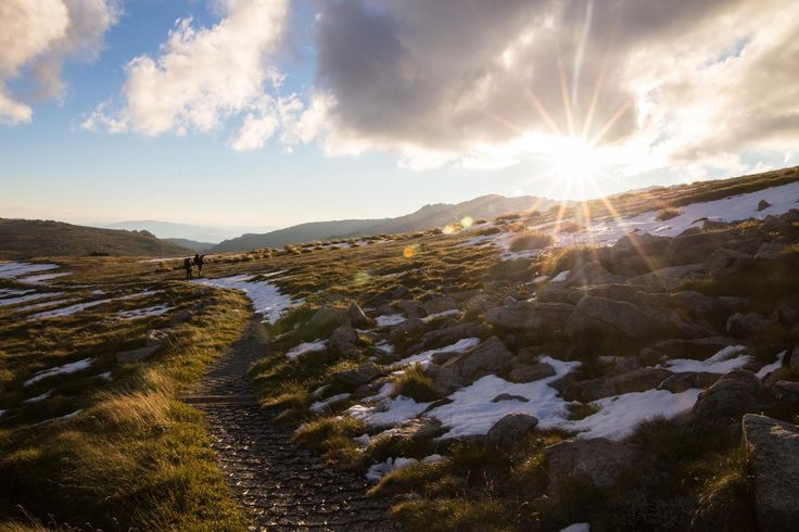 Main Range in Kosciuszko National Park is one of Australia's greatest wonders and is a mountain chaser and photographer's dream.