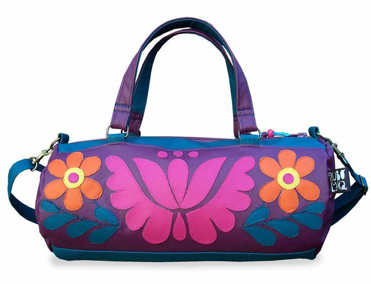 I love spring ethnic bag
