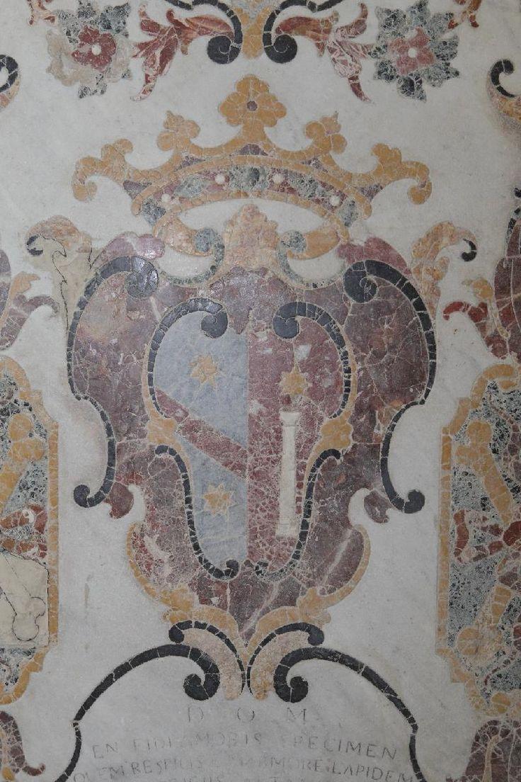 Stemma Matrimoniale dei Colonna e dei Filo della Torre di Santa Susanna