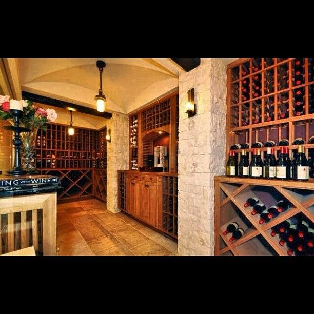 ++ Wine Cellar ++ · Wine CellarsHouse BeautifulCabinet