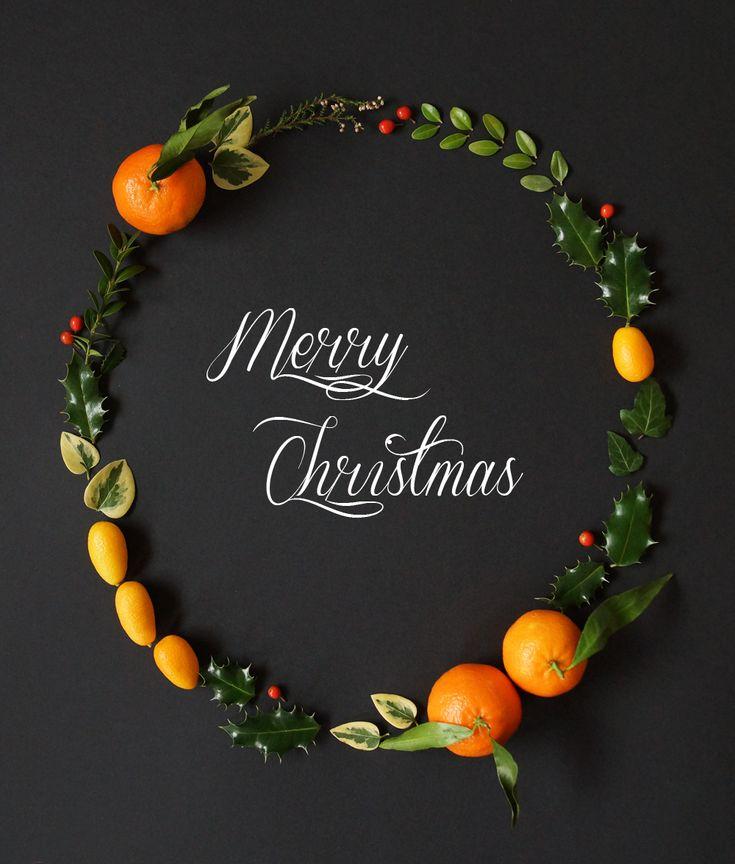 Merry Christmas { et le gagnant du concours}