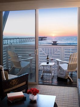 Beach House Hotel at Hermosa Beach, Hermosa Beach, California, United States