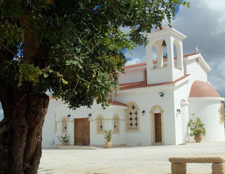 Church in Tala Cyprus