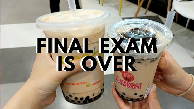 FINAL EXAM IS OVER! vlog 4
