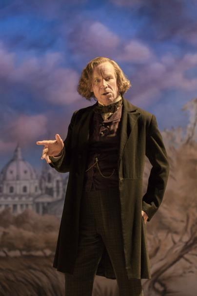 Nicholas Farrell as 'Lewis Carroll'