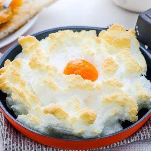 Самая вкусная яичница