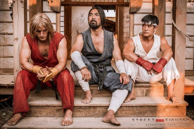 Live action Street Fighter web series teaser:  Director Joey Ansah is following up his popular short film Street Fighter: Legacy with Street Fighter: Assassin's Fist, a live action web series about the origin of the main characters Ryu (Mike Moh) and Ken (Christian Howard).  #AkiraKoieyama #ChristianHoward #GakuSpace #JoeyAnsah #MikeMoh #Shogen #StreetFighter #StreetFighterAssassinsFist #TogoIgawa #trailer  http://l7world.com/2014/03/live-action-street-fighter-web-series-teaser.html