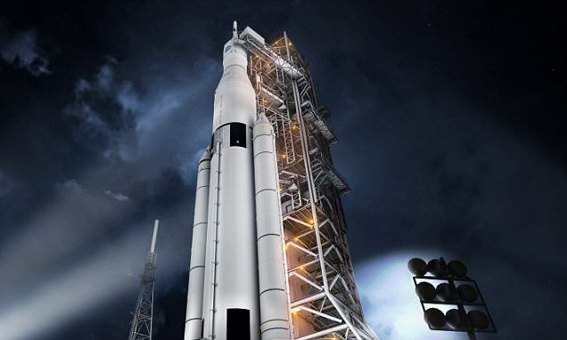 Nasa completes major review of its Space Launch System #DailyMail