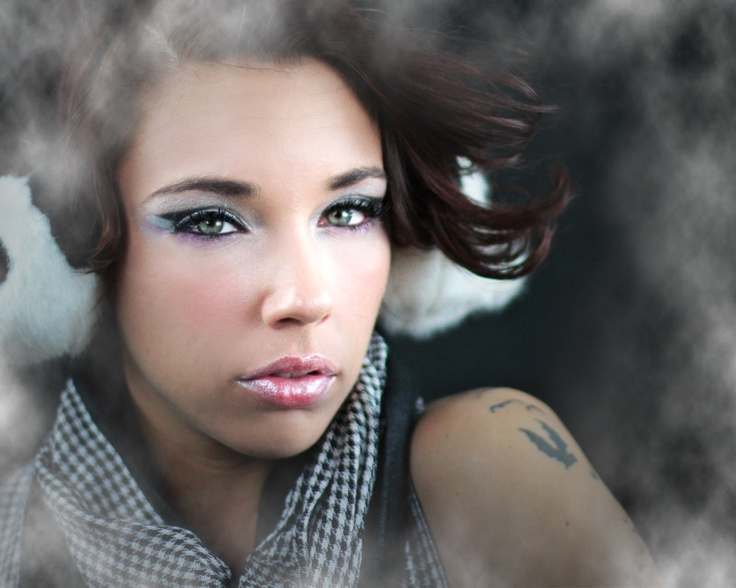 #Makeup and #Hair by Vanessa Ortiz #cosmetics #photography #model