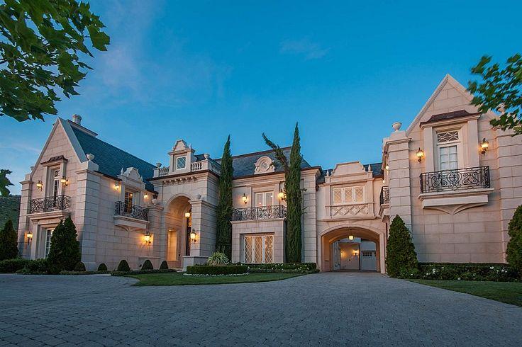Glorious estates in calabasas california dream homes for Calabasas oaks homes for sale