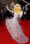 Grammy Fashion 2010 - Lady Gaga