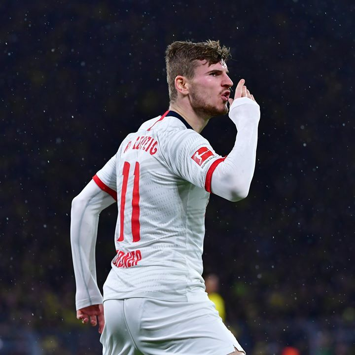 Timo Werner In The Bundesliga This Season For Rb Leipzig 18 Games 19 Goals 6 Assists He S Been Directly Involved In Soccer Match Football Match Football