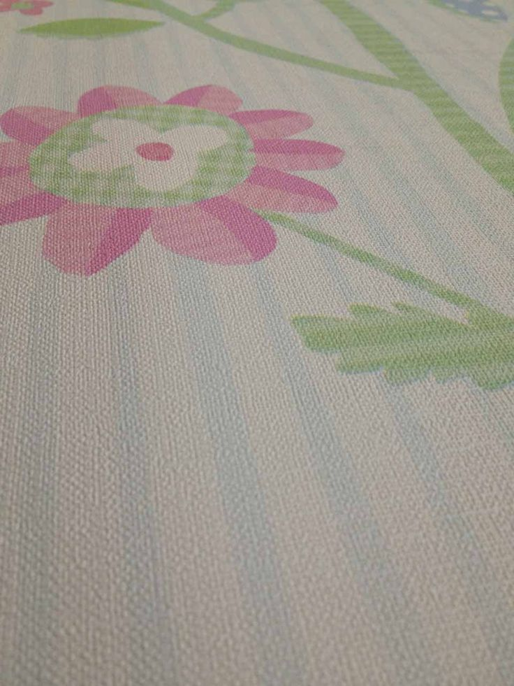 Guarda - Flores - Papel de parede