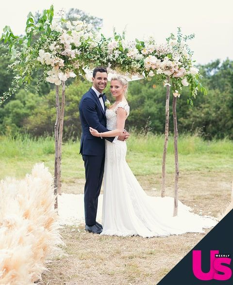 Devin Lucien and Kaitlin Doubleday celebrate their wedding in Big Sur, California. Get all the exclusive details.