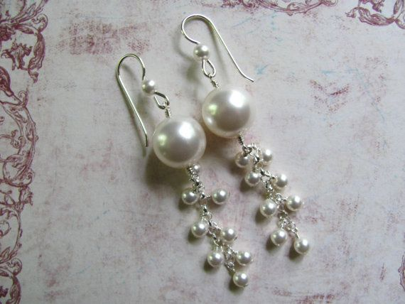 Find More Drop Earrings Information about Pearl Earrings, Chain Earrings, Dangle Earrings, Bridal , Bridal Jewelry, Pearl Jewelry,High Quality jewelry big,China jewelry display stands wholesale Suppliers, Cheap jewelry club from City lovers Liu Yanxia on Aliexpress.com