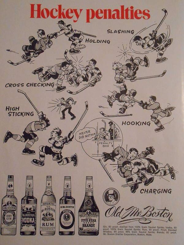hockey penalties
