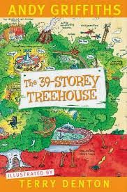 Brona's Books: The 39-Storey Treehouse by Andy Griffiths & Terry Denton