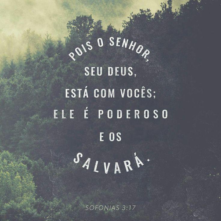 Deus salva quem é fiel a Ele