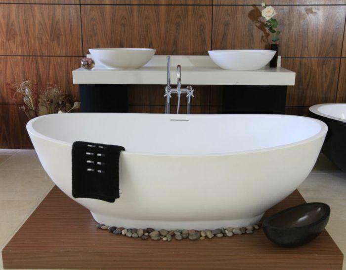 les 25 meilleures id es concernant baignoire sur pied sur. Black Bedroom Furniture Sets. Home Design Ideas
