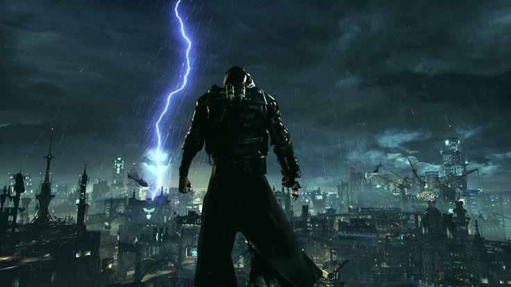 "Official Batman: Arkham Knight Trailer – ""Gotham is Mine"" #batman #arkhamknight #gaming #videogames #trailer"