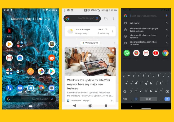 Google S Search App Might Soon Have Dark Mode As Shown By Android