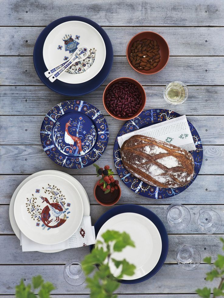 Iittala Taika Modern Country Tableware, from £8