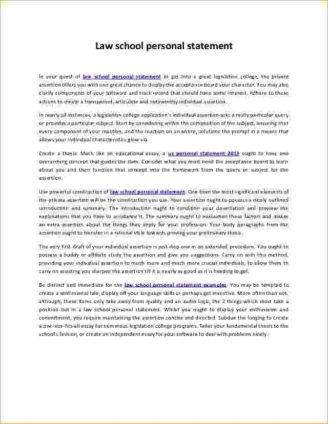 What I Personal Statement School Essay Law English Literature Cambridge